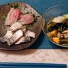 石鯛(小田原産)とコハダ
