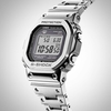 【特報】GショックのアイコンDW-5000のステンレス製フルメタルモデルGMW-B5000発売
