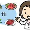 貧血予防に、鉄分だけでは不十分