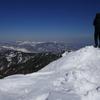 【2021一人登山⑤】雪の飯縄山と四阿山に登ってきた(四阿山編) ー雪山初心者はコースを間違えるととても焦りますー