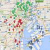 東京都心のコミュニティサイクルを使ってみた(千代田区・江東区・港区・中央区) メリットと課題
