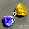 結婚記念日に折り紙のダイヤを作って投稿したら、考案者本人からリプライが!!
