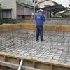 岡山市北区西崎の家 JIOによる配筋検査