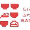 3/14(日)の五六市につきまして(随時更新)