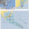 【台風の卵】気象庁・米軍の予想では台風13号は週末には『強い』勢力のまま九州の西まで北上!日本の南には台風16号の卵・南東には台風15号の卵である熱帯低気圧(TS14W)も存在!台風15号『ファクサイ』となって『非常に強い』勢力で東海地方を直撃か!?