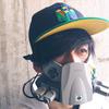 ジャンクゲーム機でゲーミングマスクを作ってみた