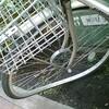事故・・・さよなら自転車