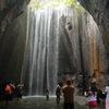 【一人旅バリ編4日目③】滝は観るより体験するもの-2 トゥカチュプン(Tukad Cepung Waterfall)で滝を体験
