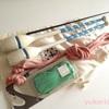 【思い出箱を整理】中学時代の新体操の手具一式をヤフオクに出品