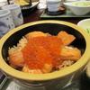 宮城県亘理町「あら浜」で地元名産はらこ飯を食べたよ~。