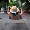 身体の中心部を鍛えるための遊びをご紹介