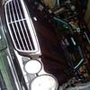 川越市のお客様、W210 AMG E55のポリッシュホイール2本のガリ傷リペア当日仕上げ!