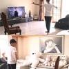 ユノのダンス練習観客はぬいぐるみ❤