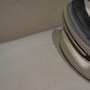 ○【公開】やっとできた待望のスペース〜クローゼットにアイロン台