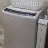 小さな探検家のために*洗濯機横ビフォーアフター
