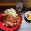 ソースかつ丼🍚+らーめん🍜の組合せ🎵