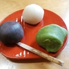 上野公園の穴場カフェ新鶯亭 和菓子 鶯団子うぐいすだんご