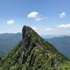 石鎚山に登ってみた
