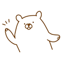 シロクマにわかブログ