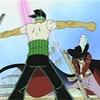 ゾロ「ミホーク倒して剣道全国一位になったからもう海賊団抜けるわ」 【ワンピース】