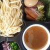 家飯  take out    自家製麺5102  海老つけめん   味玉