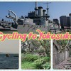 Cycling to Yokosuka