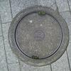 【マンホール蓋】横浜市・おすい⑩(コンクリート)