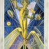 アテュ1「魔術師(THE MAGUS)」の意味・解説 <トート・タロット>