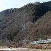 中央西線検測を集中撮影 in木曽谷