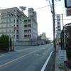 京都市バス終点の風景「久我石原町」