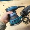 #134 DIYにおすすめの電動工具☆マキタのランダムオービットサンダ