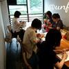 レッスンレポート)7/8本川町教室 夏物が人気です