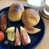 朝ご飯:旦那も息子も食べないイチジクで美容成分補給♡パクチーチップスの感想