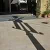 閑歩:映画『君の名は。』鑑賞前後で、川崎のいろんなところを下から撮ってみました(^-^)ノ