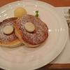 ホテルニューオータニのSATSUKIでパンケーキ付き限定ランチを食べてきました