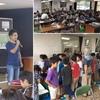 大村市子ども科学実験教室『干拓の生き物を観察しよう』に参加して。