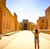 中東感じるテルメズの遺跡へ。【ウズベキスタン】