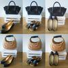 【考察】なるべく所持品を少なくする為に、靴とバッグの相性を考える(春~秋)
