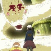 #02 ヌシの大蛇は聞いていた