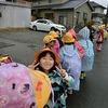 1年生:校外学習 電車でしあわせ村へ① 学校から電車に乗って聚楽園へ