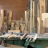 木工職人の工房へ