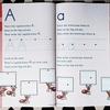 【Brain Quest  Pre-K】(5)アルファベットを書く練習