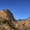 日本三大急登の一つ、西黒尾根は鎖場天国