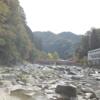 愛知県豊田市にある香嵐渓
