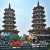 蓮池潭・龍虎塔(台湾・高雄)~つくば市とその周辺の風景写真案内(184)