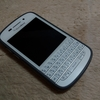 Blackberry Q10って技適マーク無いよね