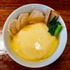 衝撃のチーズ塩ラーメン(麺や 来味)