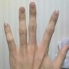 指が長いらしい