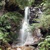 赤子谷左俣のハイキング(その1)赤子滝まで