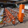 中国  公共自転車 シェアバイク